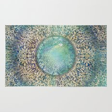 Moon Mandala Rug