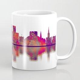York England Skyline Coffee Mug