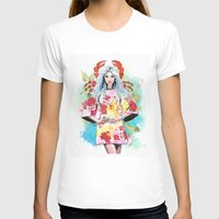 cancer T-shirts featuring Cancer by Sara Eshak