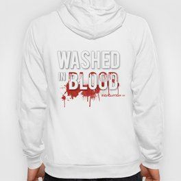 Washed in Blood Hoody