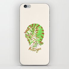 kettlingur iPhone & iPod Skin