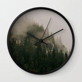 Oeschinen Wall Clock