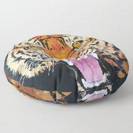 Tiger King Floor Pillow