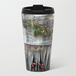 Creeping Metal Travel Mug