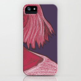 She take your time iPhone Case