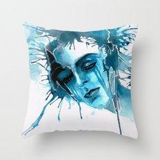 When I feel you Throw Pillow