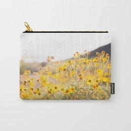 Arizona Wildflowers Carry-All Pouch