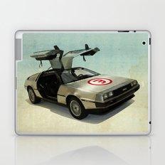 Number 3 - DeLorean Laptop & iPad Skin