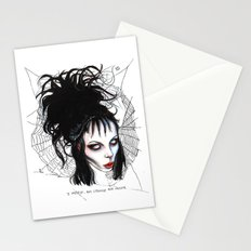Lydia, Alice, Deetz, Glass Stationery Cards