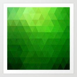 Fields of Green Art Print