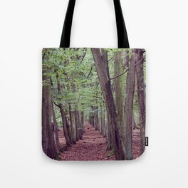 Woodland Trees. Tote Bag
