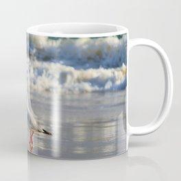 REFLECTIONS OF A SEAGULL Coffee Mug