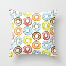 Urban Sweets Throw Pillow
