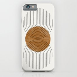 Perfect Touch Light II iPhone Case