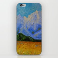 Cool Clouds iPhone & iPod Skin