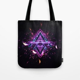 A for Abstraxtion Tote Bag