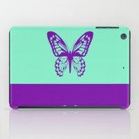wings iPad Cases featuring Wings by kirstenariel