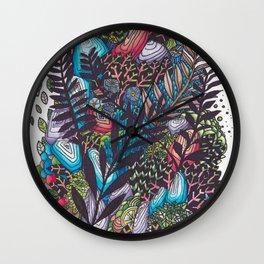 salad Wall Clock