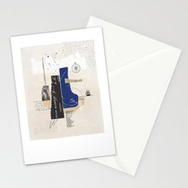 Seas of Ink Stationery Cards