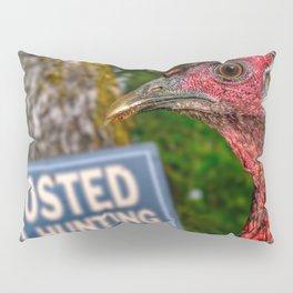 Smart Bird Pillow Sham