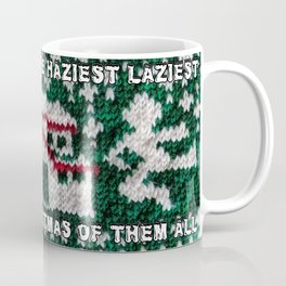 Swayze Christmas Coffee Mug