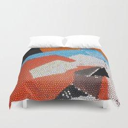 Cubist Mosaic Duvet Cover