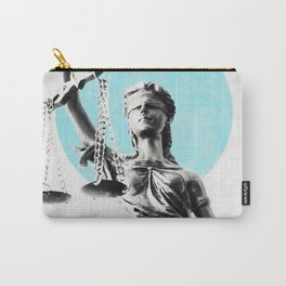 Lady of justice Carry-All Pouch