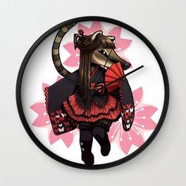 Wa Lolita Wall Clock