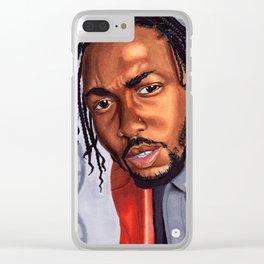I've Got Loyalty, Got Royalty Clear iPhone Case
