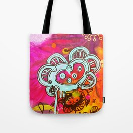 El corazon Tote Bag