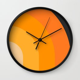 Retro 04 Wall Clock