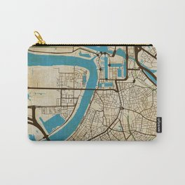 Antwerp (grunge) Carry-All Pouch