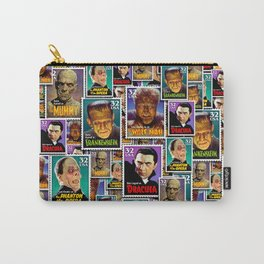 MONSTER Mail by iamjohnlogan Carry-All Pouch