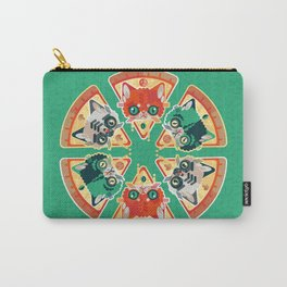 Pizza Slice Cats  Carry-All Pouch
