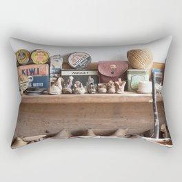 Old Shoe Shop Rectangular Pillow