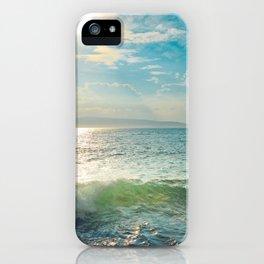 Pā'ako Beach Iridescence iPhone Case