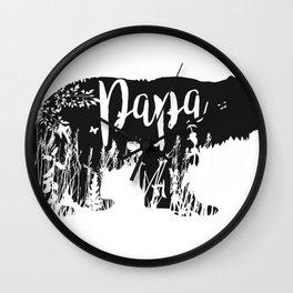 Mommy And Me Shirts | Little Bear | Papa Bear Shirt | Mama Bear Shirt | National Park Shirt | Wall Clock