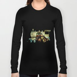 Observance Valley Freight Line Long Sleeve T-shirt