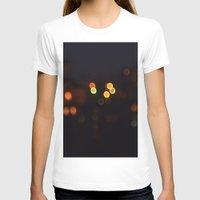 bokeh T-shirts featuring Bokeh by KoshoyBM