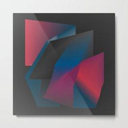 Neu Abstrakt 3 Metal Print