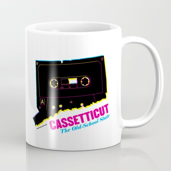 Cassetticut: The Old School State by standard