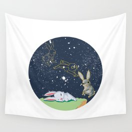 Bunny Wall Tapestry