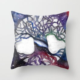 Tree of Life 4 Throw Pillow