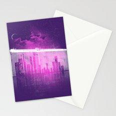 La Ville au Peigne Fin Stationery Cards