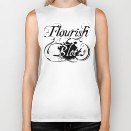 Flourish & Blotts of Diagon Alley Biker Tank