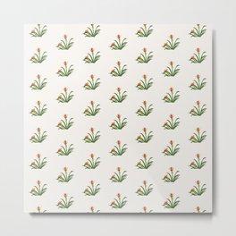 Indigenous Flora Metal Print