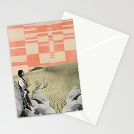 Two Moons Stationery Cards