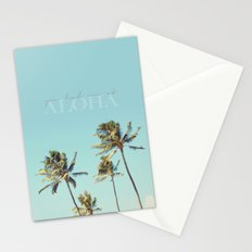 You had me at Aloha  Stationery Cards