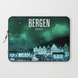 Bergen Wallpaper Laptop Sleeve