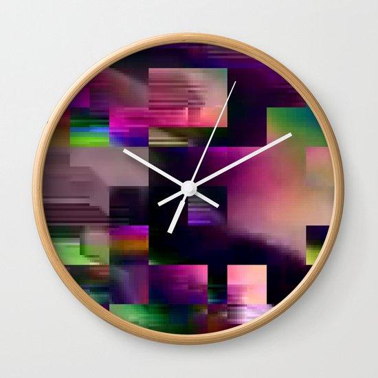 phil3x8b Wall Clock